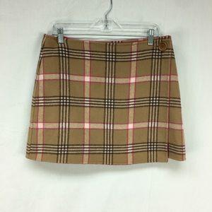 Lilly Pulitzer Pink/Tan Reversible Amber Skirt